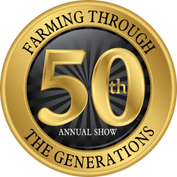 50th Annual Show Demonstration